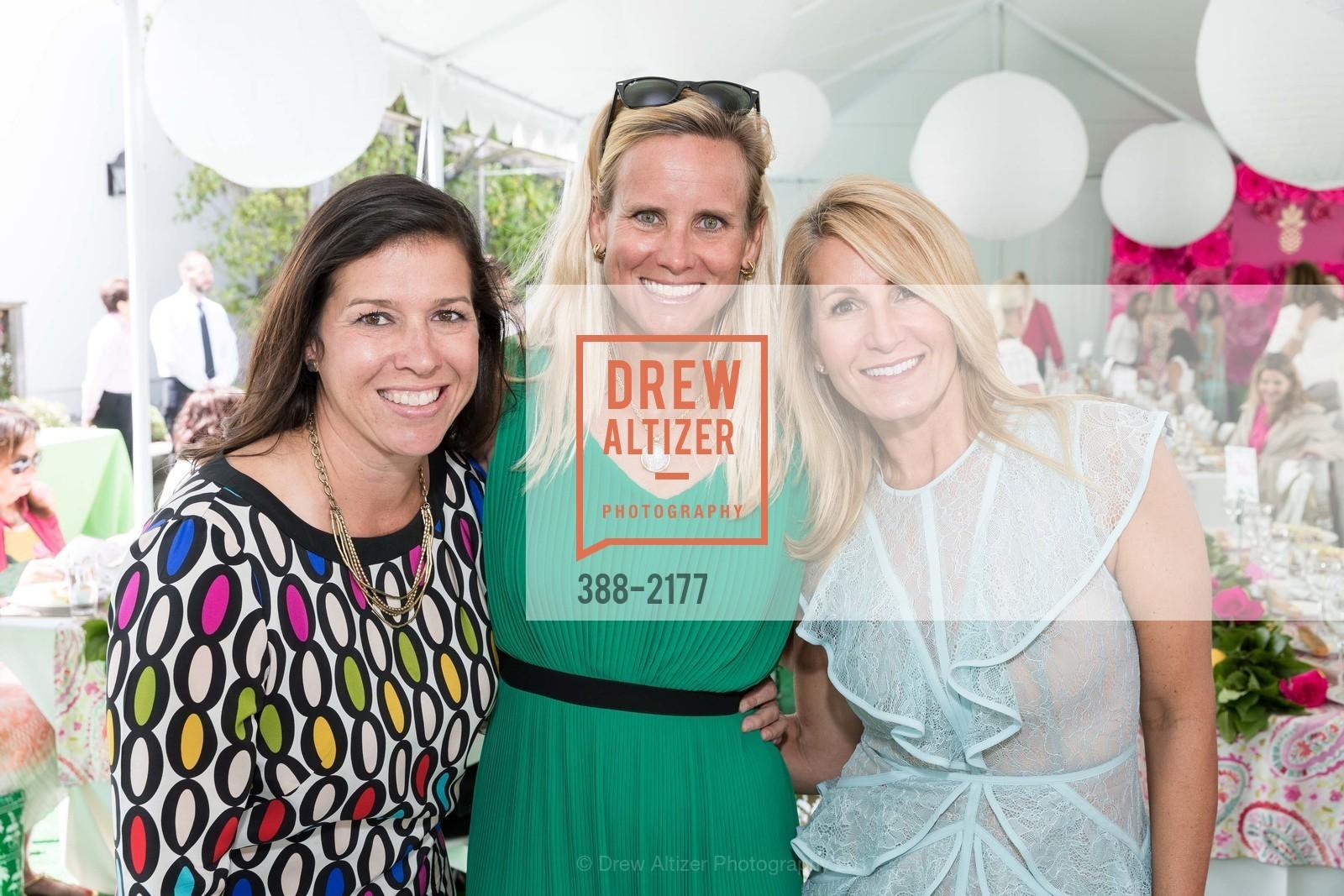 Linda Willey, Karina Dykes, Julie Ford, Photo #388-2177