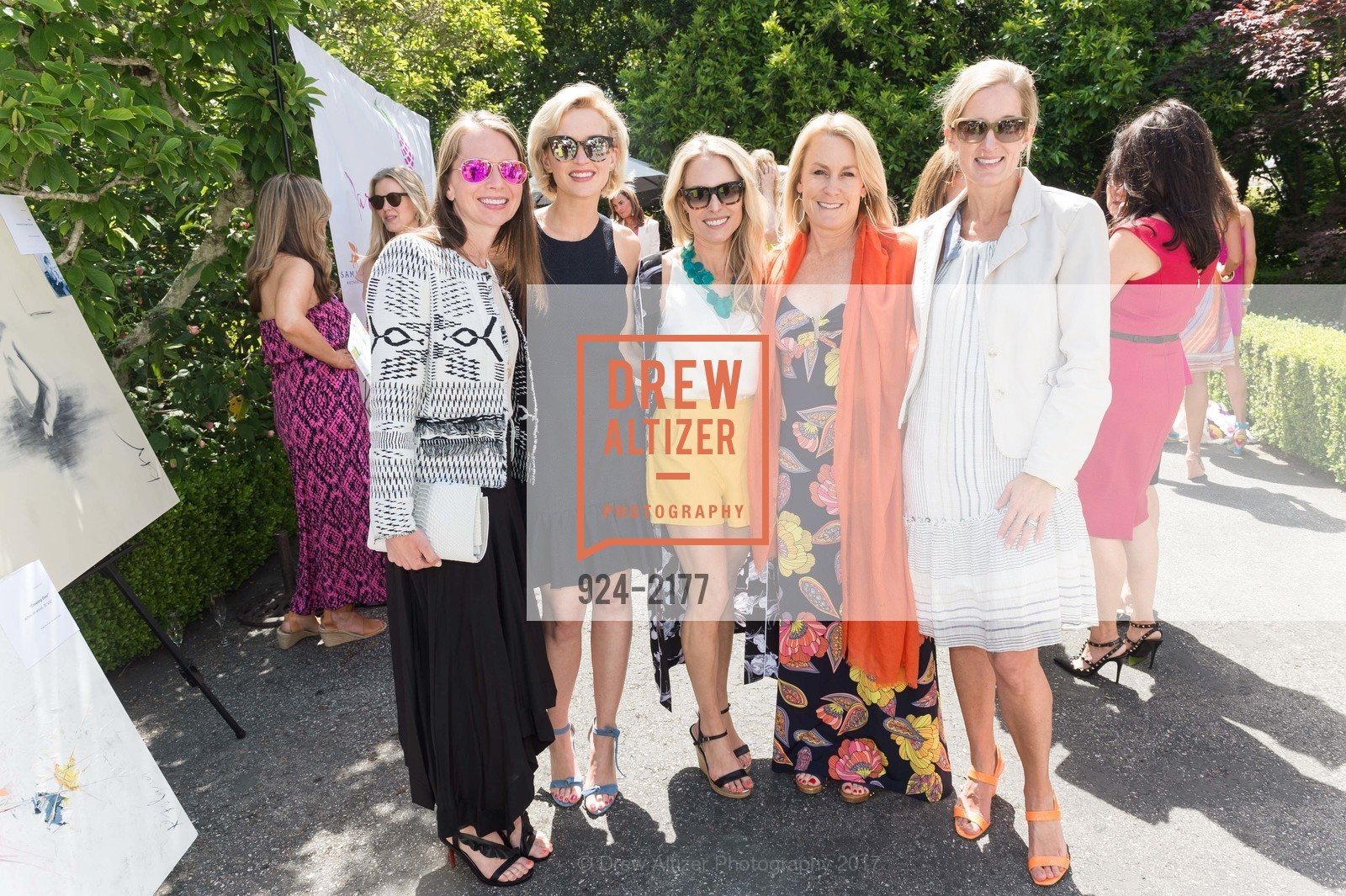 Stephanie Warren, Heather Kollar, Karen Folgner, Jo Hetherington, Sarah McKay, Photo #924-2177