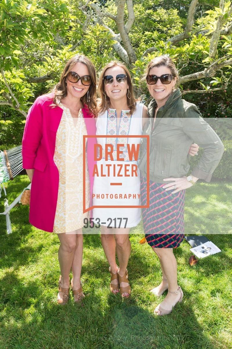 Michelle Barberini, Kirsten Clarke, Amy Leder, Photo #953-2177