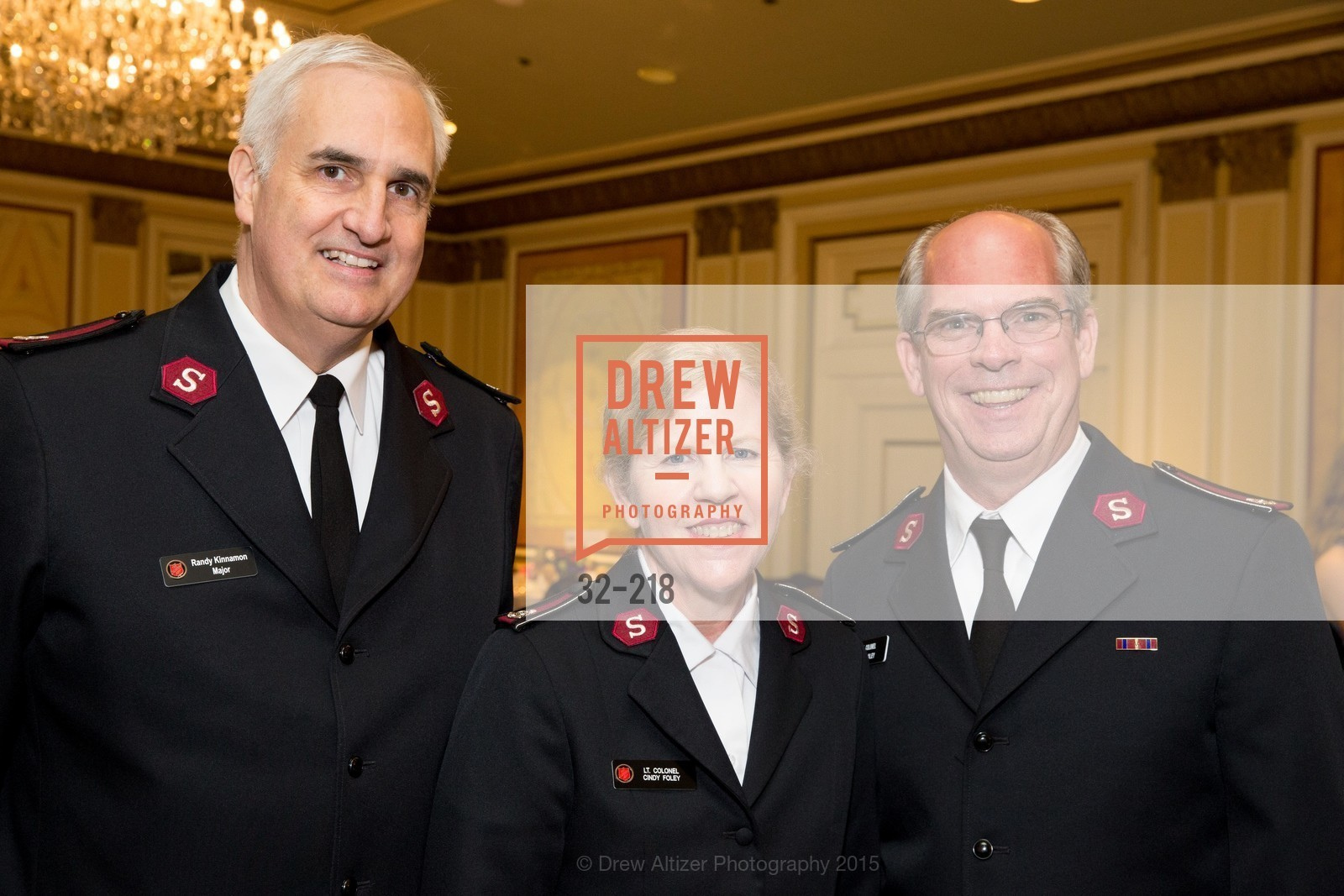 Tim Foley, Cindy Foley, Randy Kinnamon, Salvation Army Flower Power Luncheon, Sir Francis Drake Hotel. 450 Powell St, August 4th, 2015,Drew Altizer, Drew Altizer Photography, full-service agency, private events, San Francisco photographer, photographer california