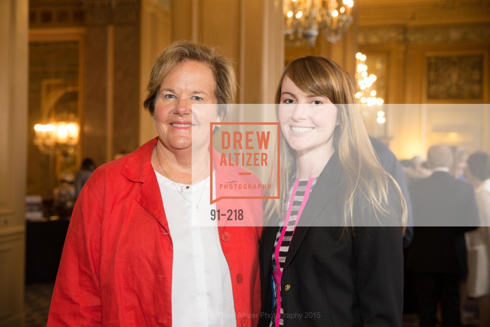 Patty Chadwell, Amanda Chadwell, Salvation Army Flower Power Luncheon, Sir Francis Drake Hotel. 450 Powell St, August 4th, 2015,Drew Altizer, Drew Altizer Photography, full-service agency, private events, San Francisco photographer, photographer california