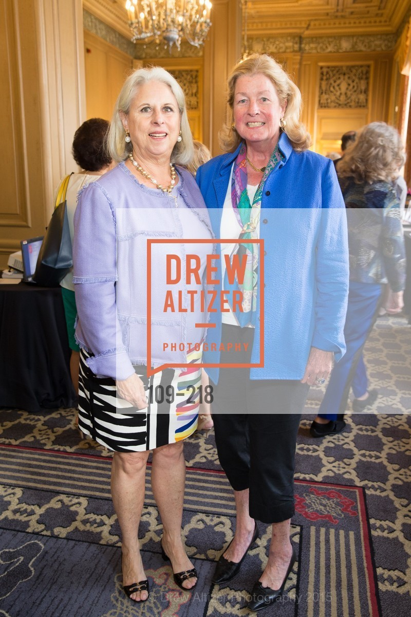 Fifi Holbrook, Laura King Pfaff, Salvation Army Flower Power Luncheon, Sir Francis Drake Hotel. 450 Powell St, August 4th, 2015,Drew Altizer, Drew Altizer Photography, full-service agency, private events, San Francisco photographer, photographer california