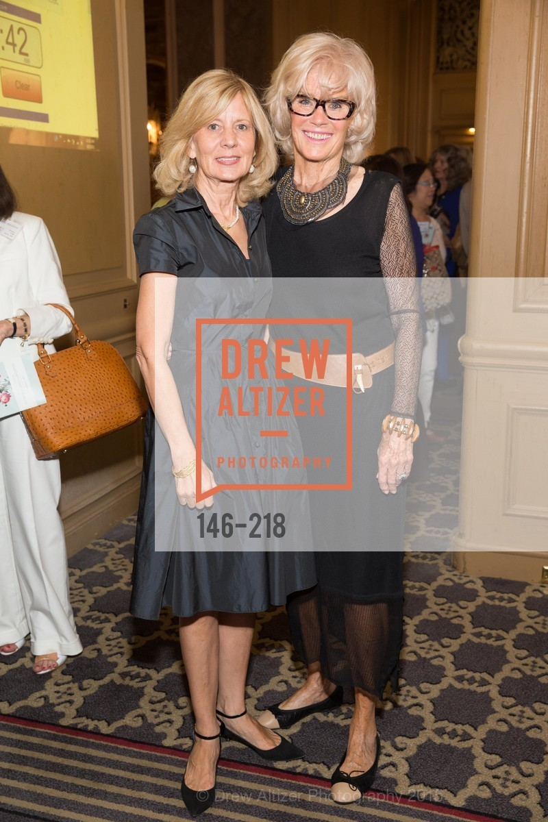 Merrill Bruton, Kathleen Solmssen, Salvation Army Flower Power Luncheon, Sir Francis Drake Hotel. 450 Powell St, August 4th, 2015,Drew Altizer, Drew Altizer Photography, full-service agency, private events, San Francisco photographer, photographer california