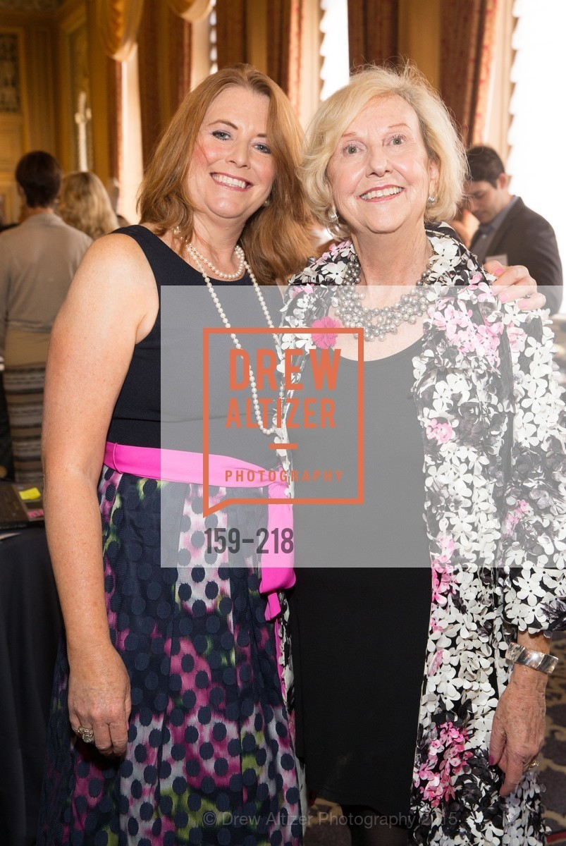 Jeannine Vaughan, Judith Heuser, Salvation Army Flower Power Luncheon, Sir Francis Drake Hotel. 450 Powell St, August 4th, 2015,Drew Altizer, Drew Altizer Photography, full-service agency, private events, San Francisco photographer, photographer california
