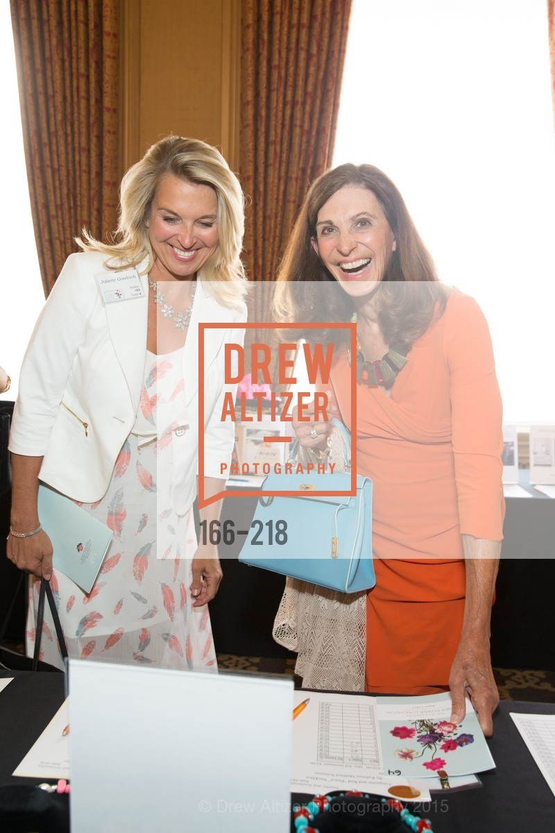 Juliet Goodrich, Paulette Goodrich, Salvation Army Flower Power Luncheon, Sir Francis Drake Hotel. 450 Powell St, August 4th, 2015,Drew Altizer, Drew Altizer Photography, full-service agency, private events, San Francisco photographer, photographer california