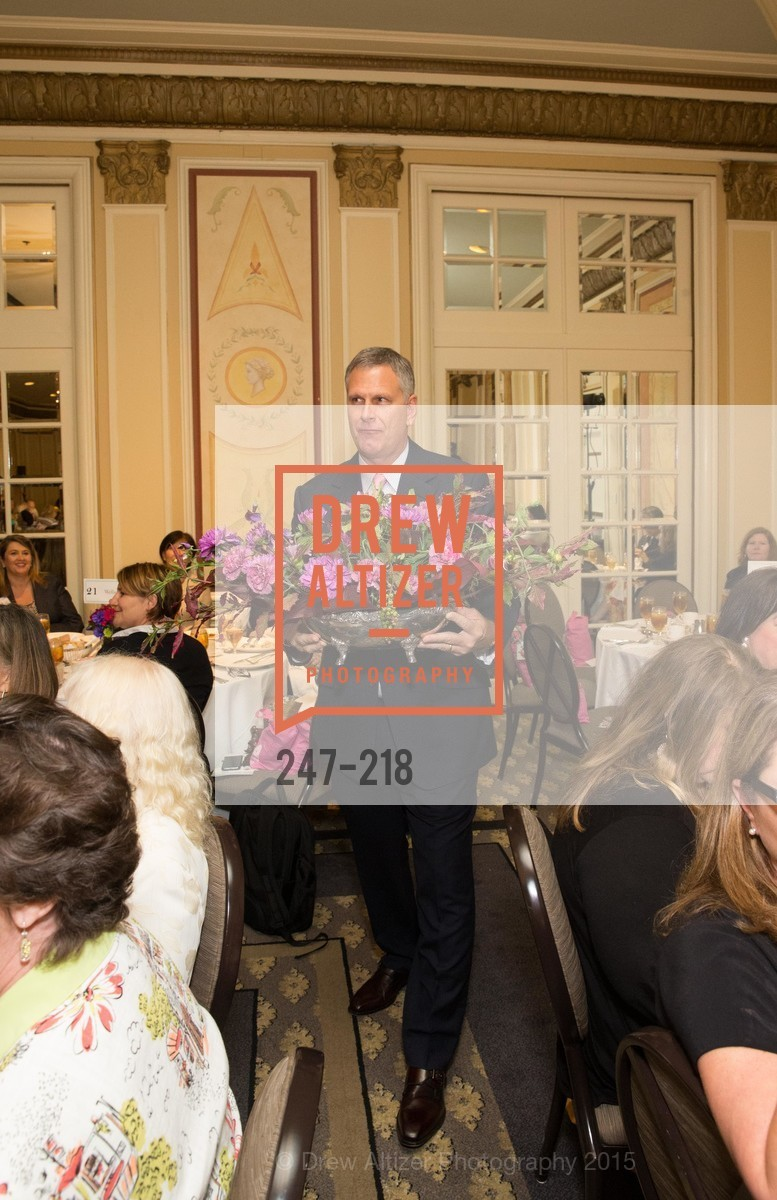 Ernst Bauer, Salvation Army Flower Power Luncheon, Sir Francis Drake Hotel. 450 Powell St, August 4th, 2015,Drew Altizer, Drew Altizer Photography, full-service agency, private events, San Francisco photographer, photographer california