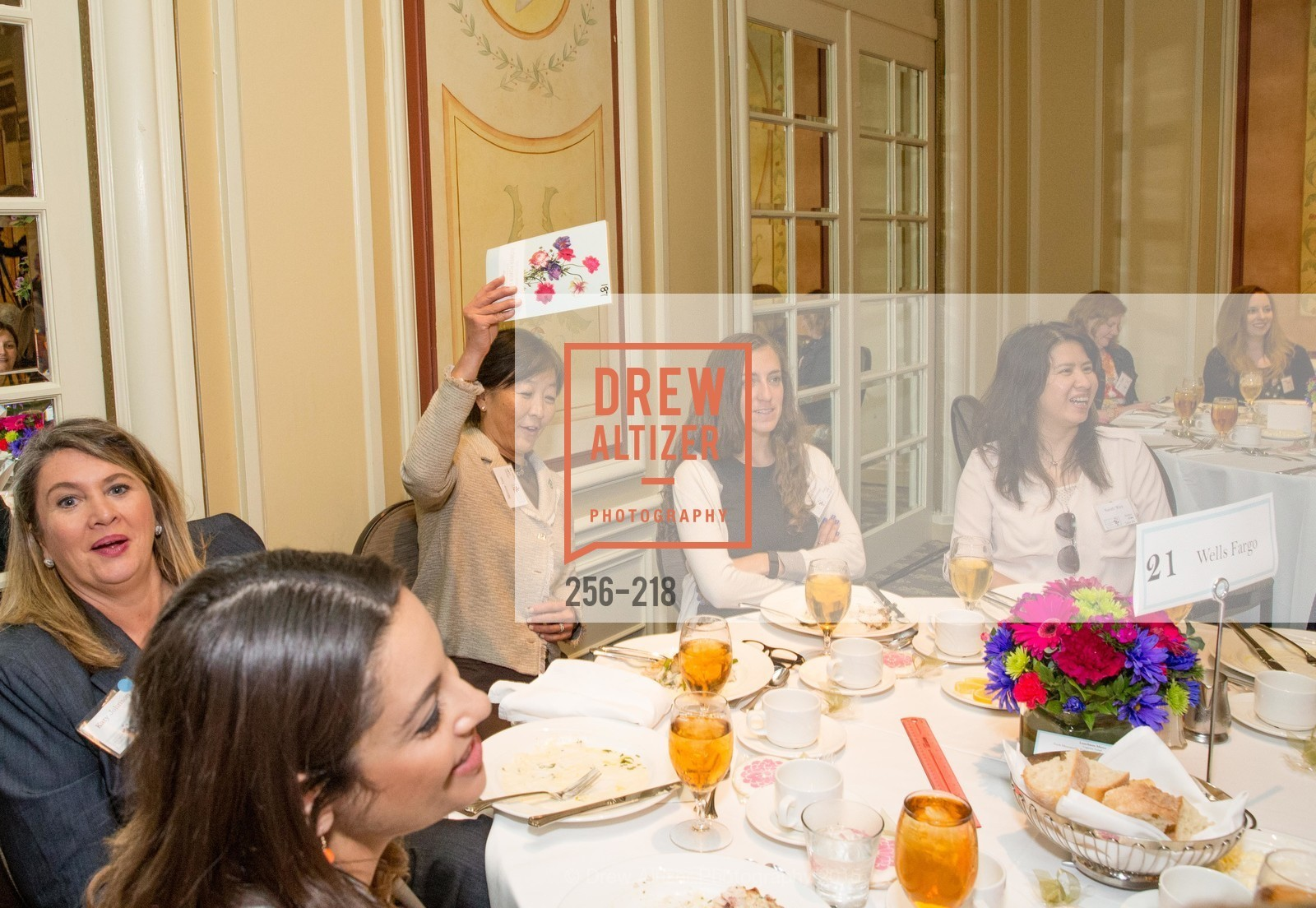 Minna Tao, Salvation Army Flower Power Luncheon, Sir Francis Drake Hotel. 450 Powell St, August 4th, 2015,Drew Altizer, Drew Altizer Photography, full-service agency, private events, San Francisco photographer, photographer california