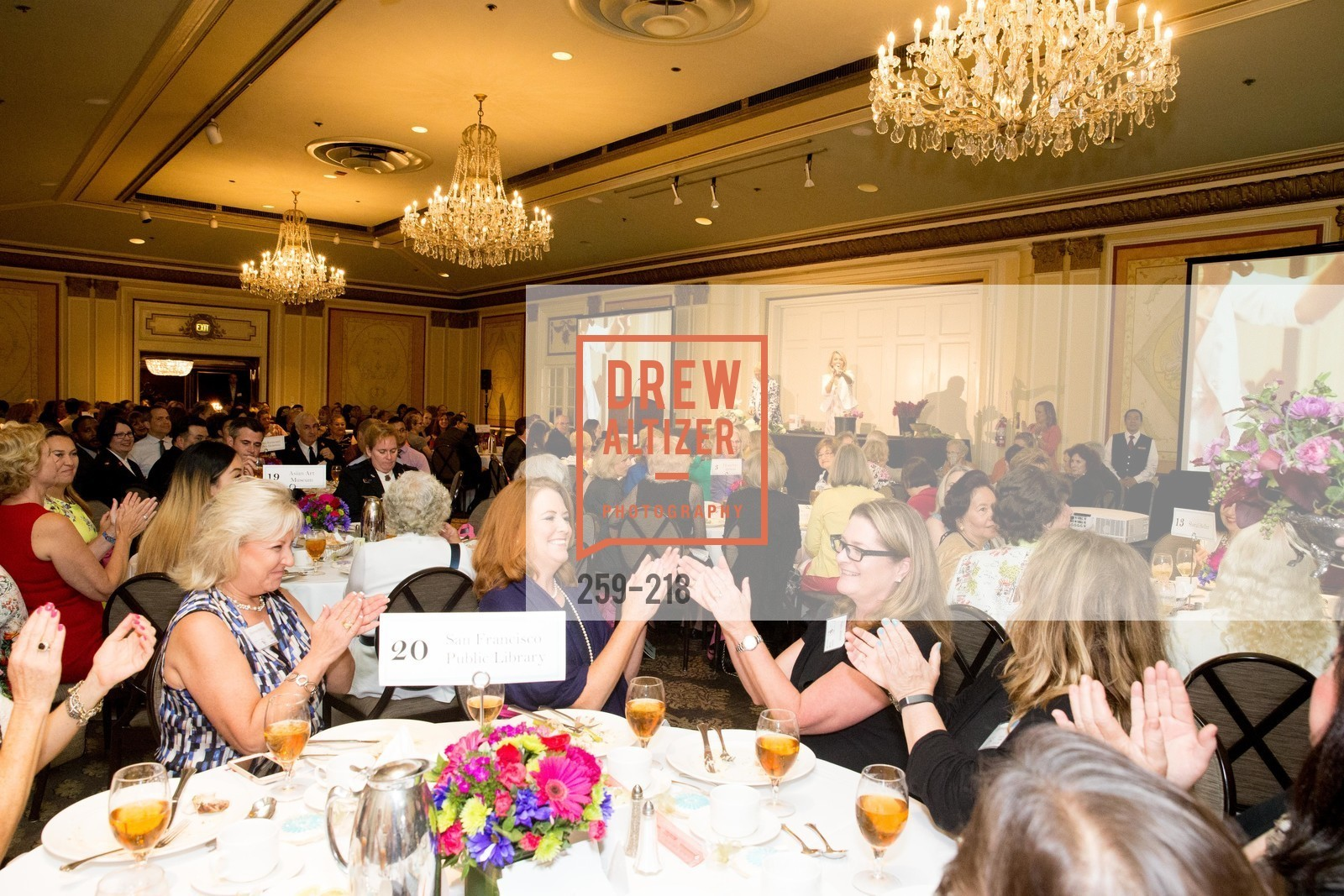 Davena Witcher, Salvation Army Flower Power Luncheon, Sir Francis Drake Hotel. 450 Powell St, August 4th, 2015,Drew Altizer, Drew Altizer Photography, full-service agency, private events, San Francisco photographer, photographer california
