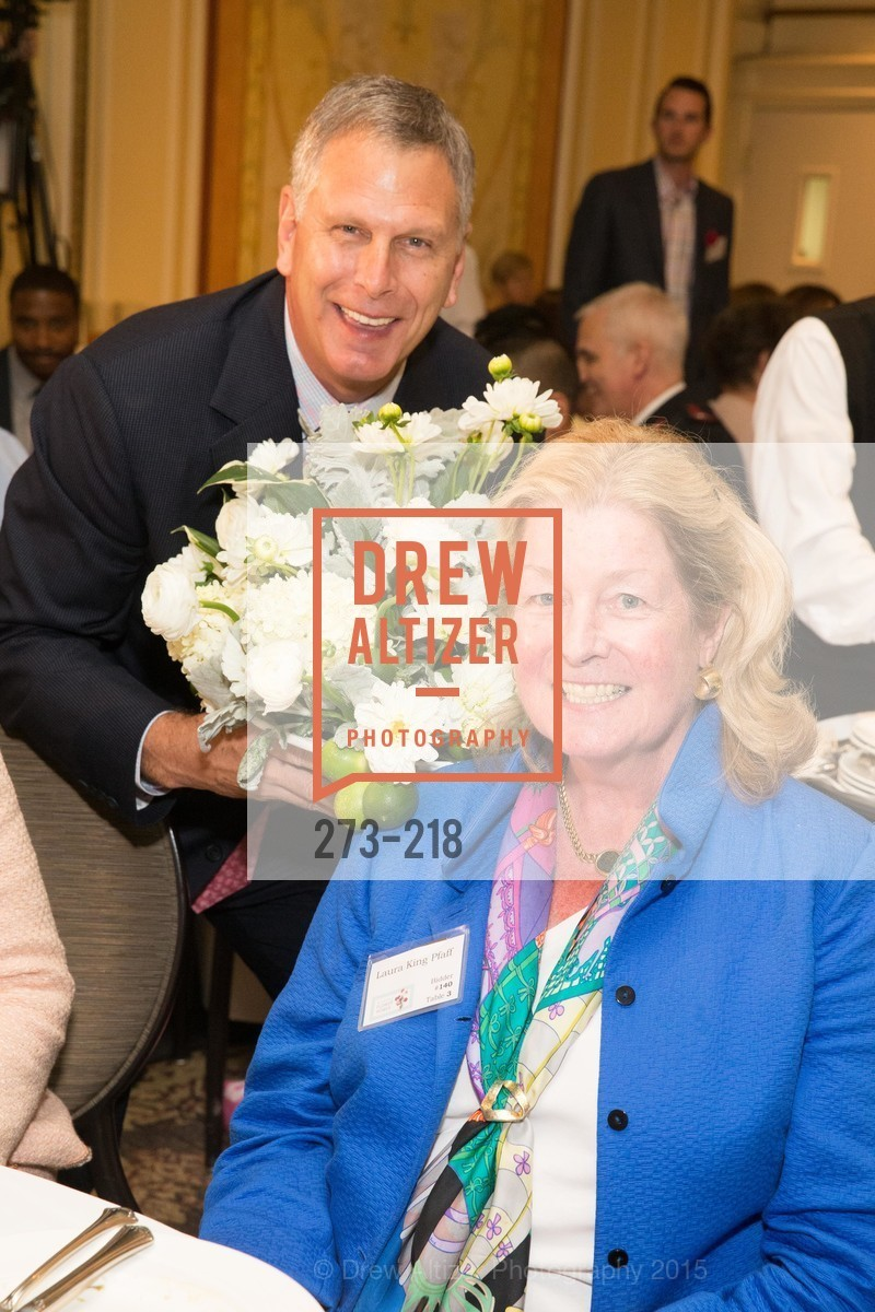 Ernst Bauer, Laura King Pfaff, Salvation Army Flower Power Luncheon, Sir Francis Drake Hotel. 450 Powell St, August 4th, 2015,Drew Altizer, Drew Altizer Photography, full-service agency, private events, San Francisco photographer, photographer california