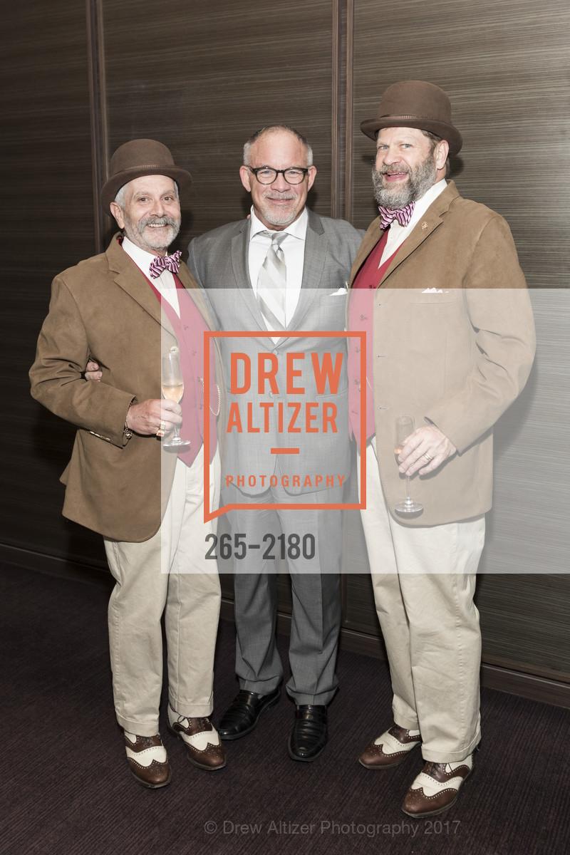 David Laudon, Jon Finck, Randy Laroche, Photo #265-2180