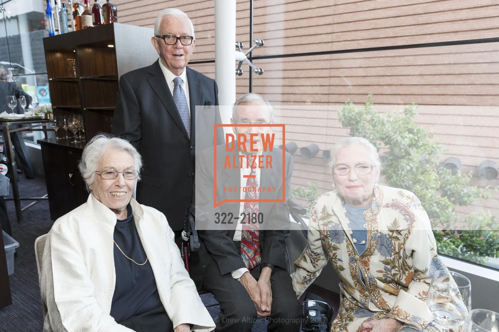 Barbara Ross, Glenn Reid, Eric Stevens, Suzanne Turley, Photo #322-2180