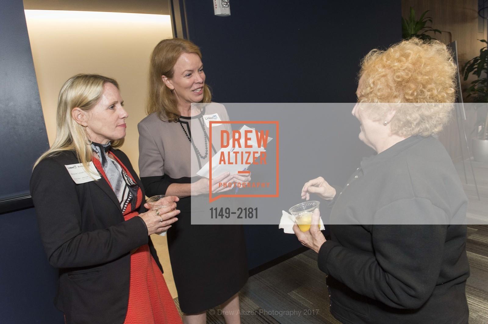 Marjorie Lassen Hoch, Sandra Edwardw, Gwen Kaplan, Photo #1149-2181