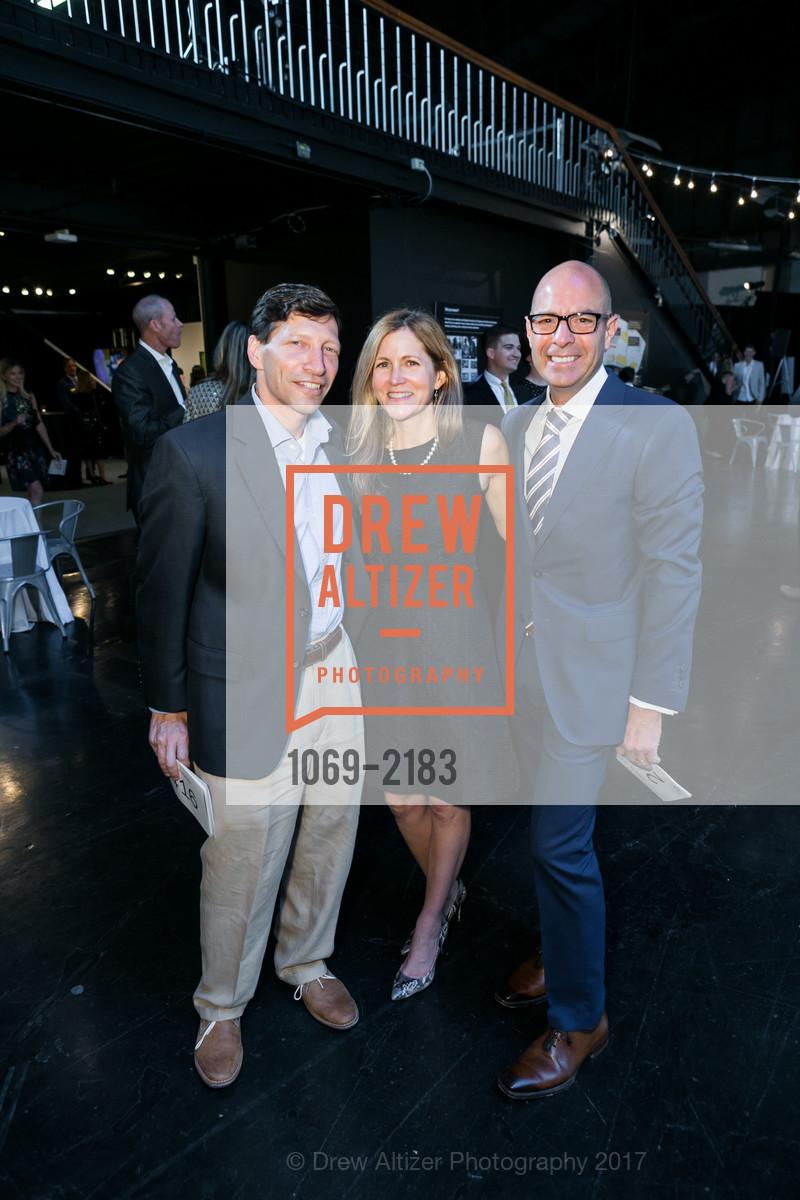 Bruce Levine, Rebecca Douglas, Chris Ludwig, Photo #1069-2183