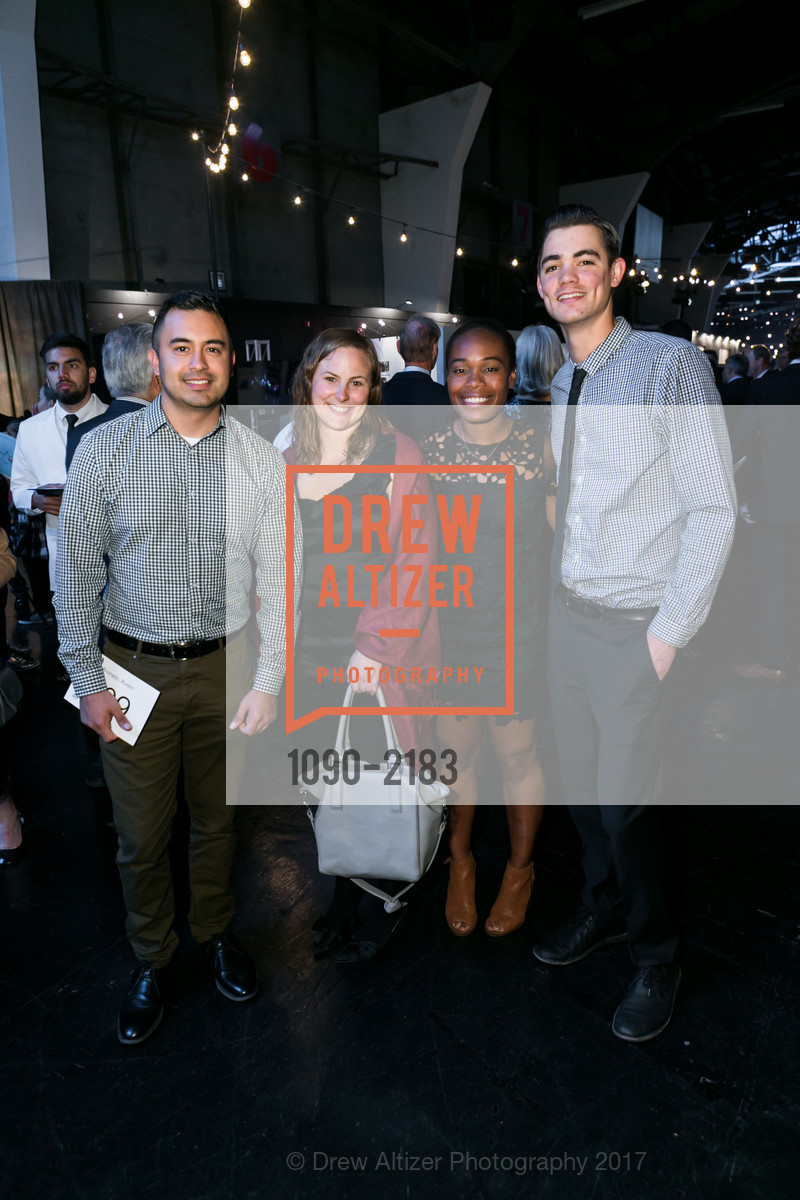 Ruben Alvarado, Lauren Fohl, Cherrelle Garrett, Matthew Flores, Photo #1090-2183