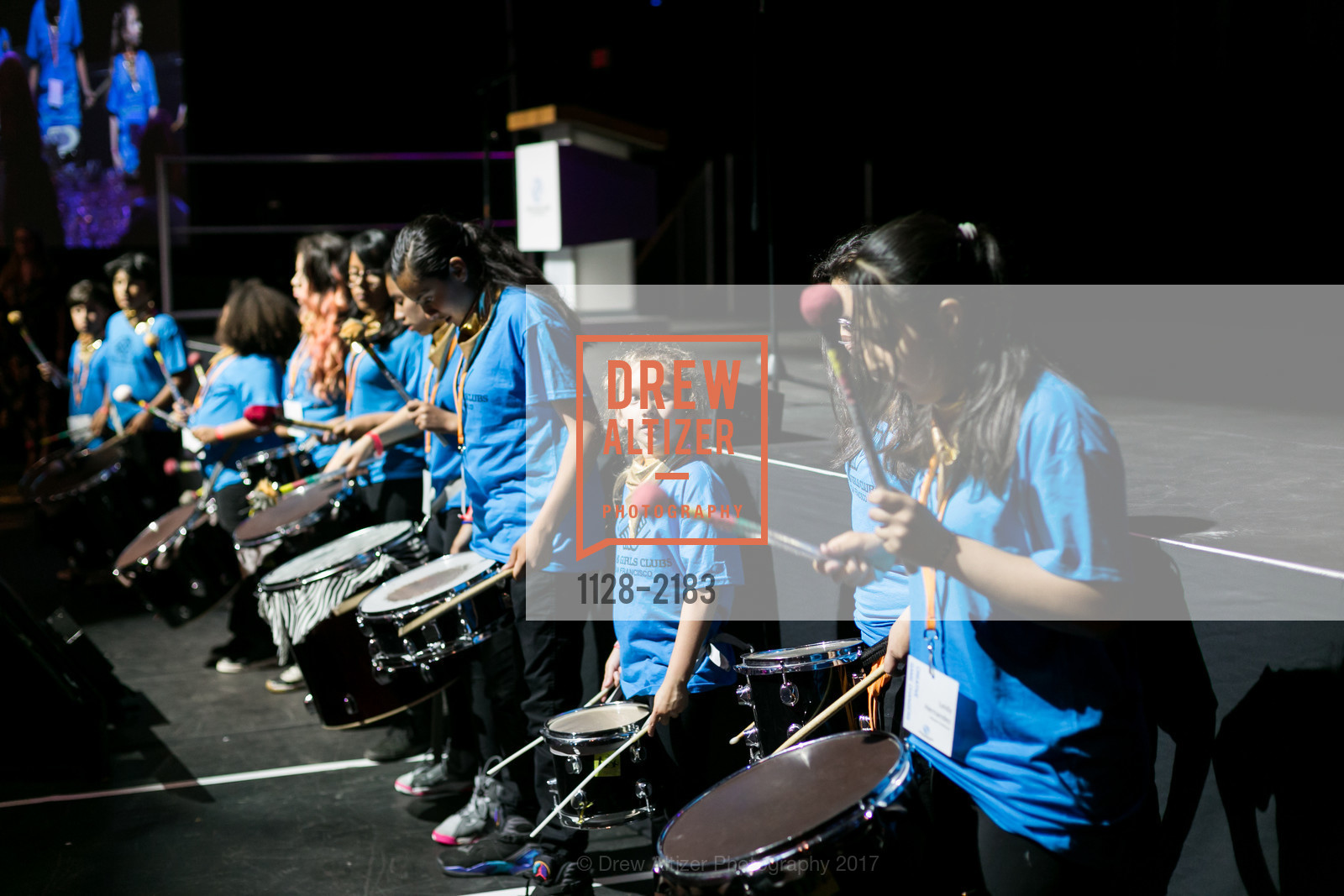 Drumline Performers, Photo #1128-2183