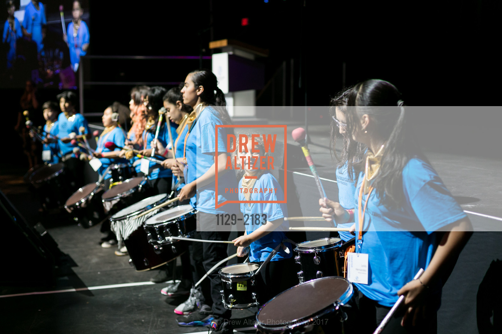 Drumline Performers, Photo #1129-2183