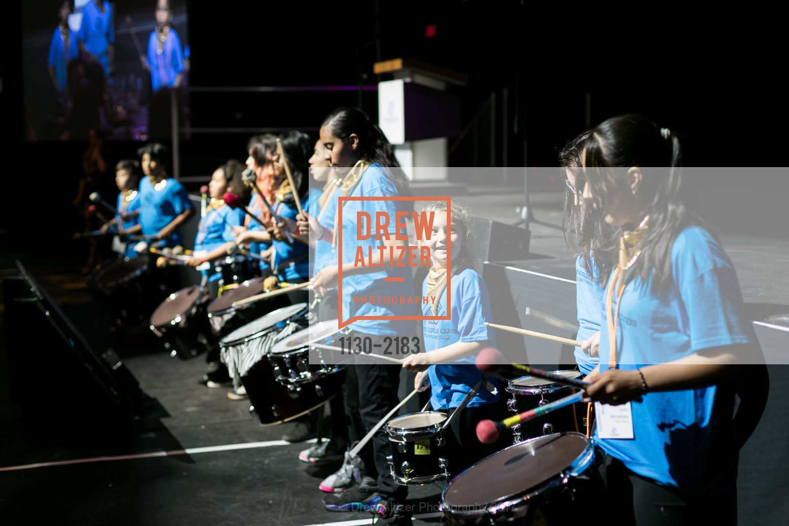 Drumline Performers, Photo #1130-2183
