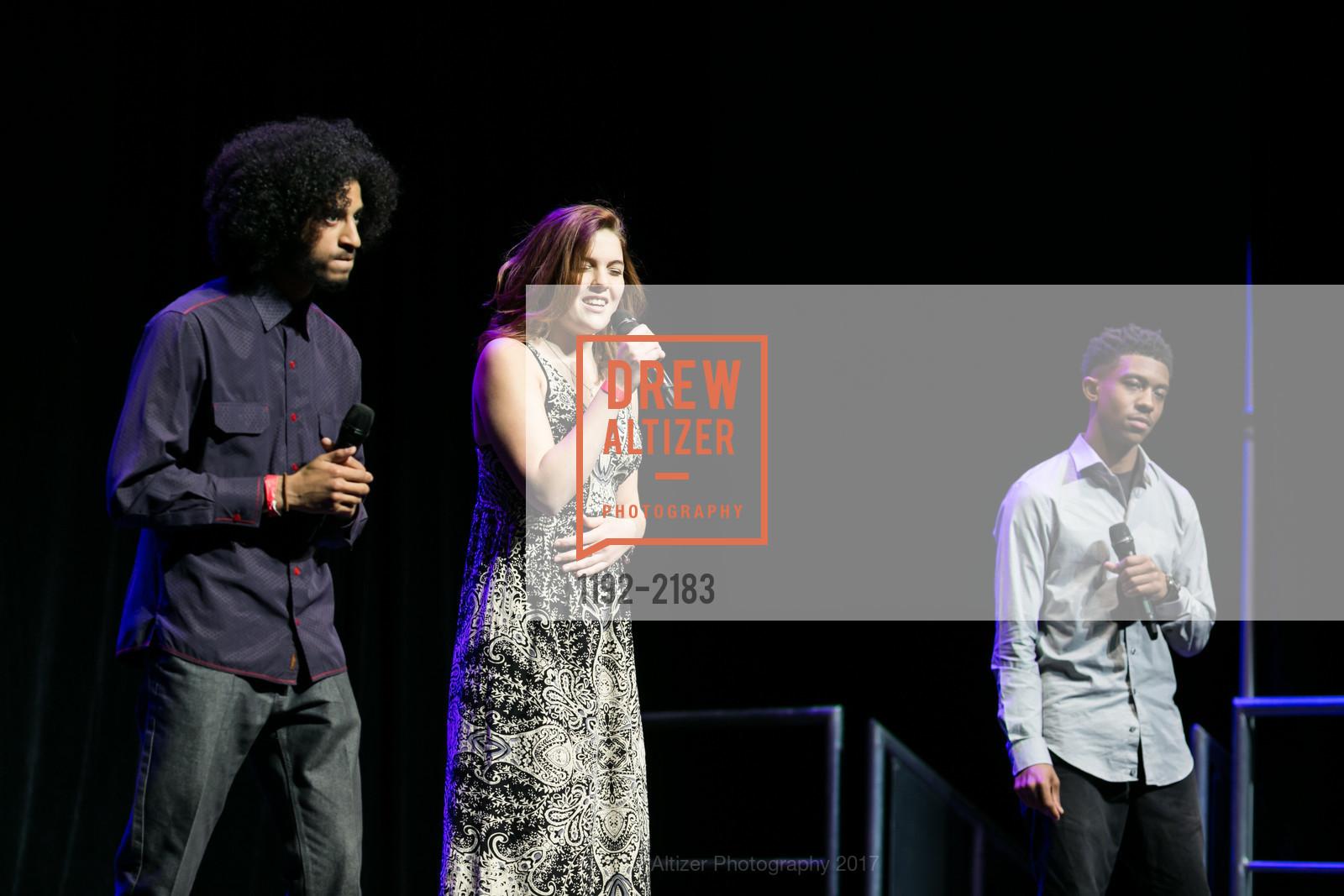 Alesha Harris, Casaun Dixon, Jihad Dphrepaulezz, Photo #1192-2183