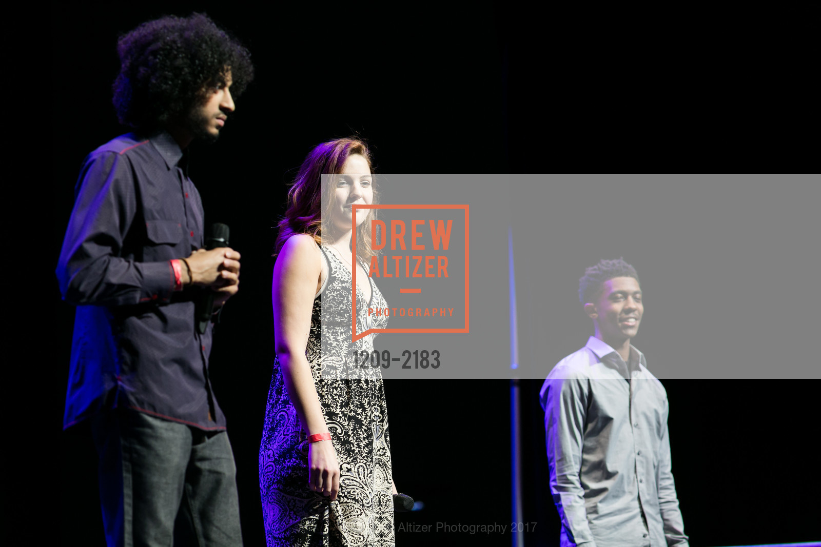 Alesha Harris, Casaun Dixon, Jihad Dphrepaulezz, Photo #1209-2183