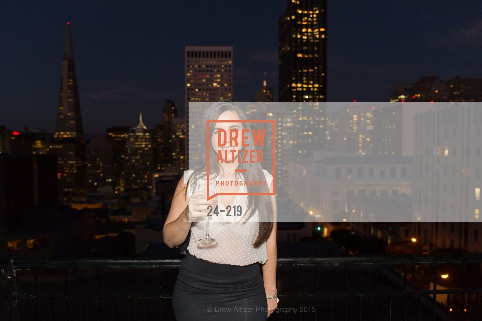 Samantha DeBianchi, Champagne Reception & Screening of Million Dollar Listing San Francisco, University Club. 800 Powell St, August 5th, 2015,Drew Altizer, Drew Altizer Photography, full-service agency, private events, San Francisco photographer, photographer california