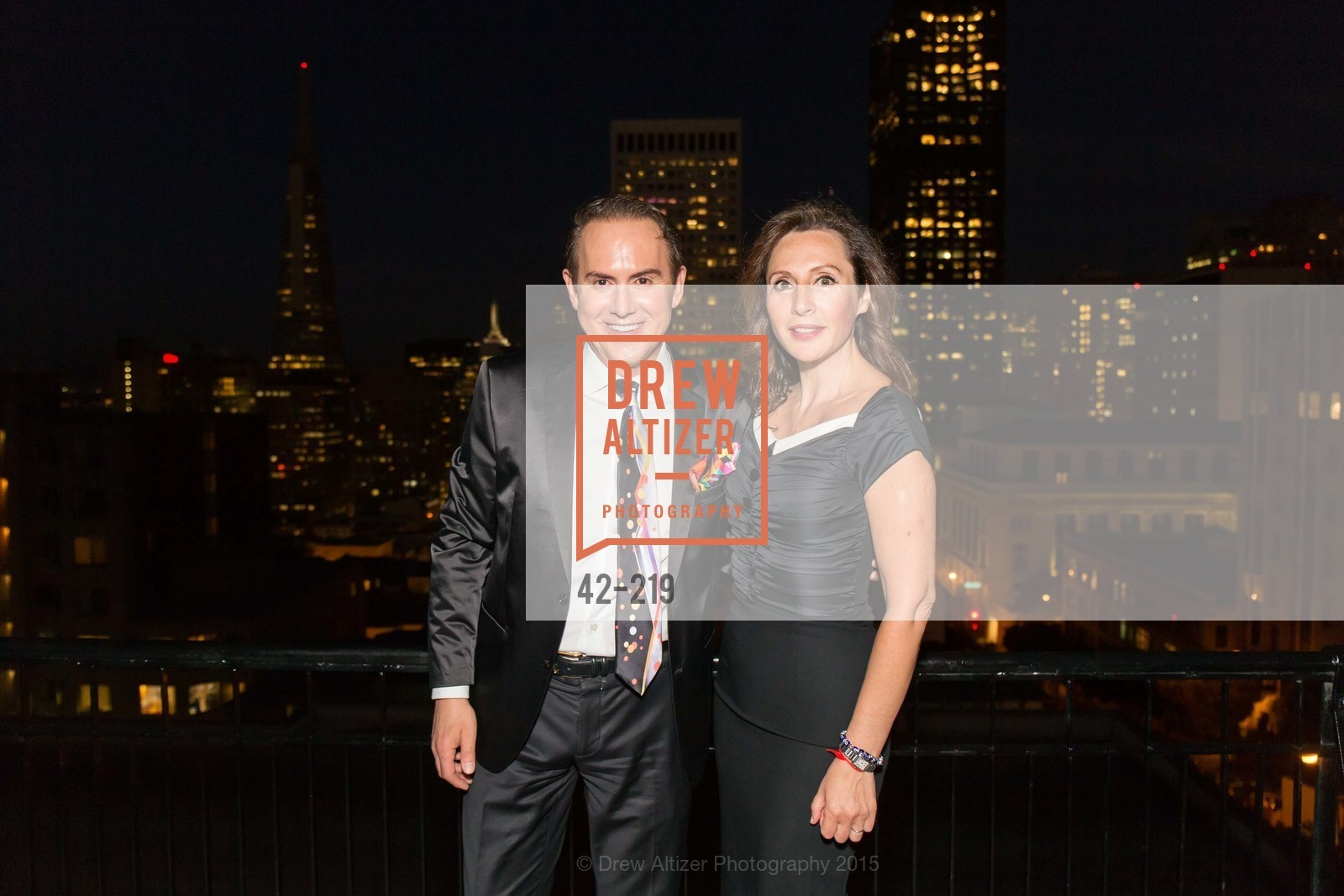 Joel Goodrich, Clara Shayevich, Champagne Reception & Screening of Million Dollar Listing San Francisco, University Club. 800 Powell St, August 5th, 2015,Drew Altizer, Drew Altizer Photography, full-service agency, private events, San Francisco photographer, photographer california