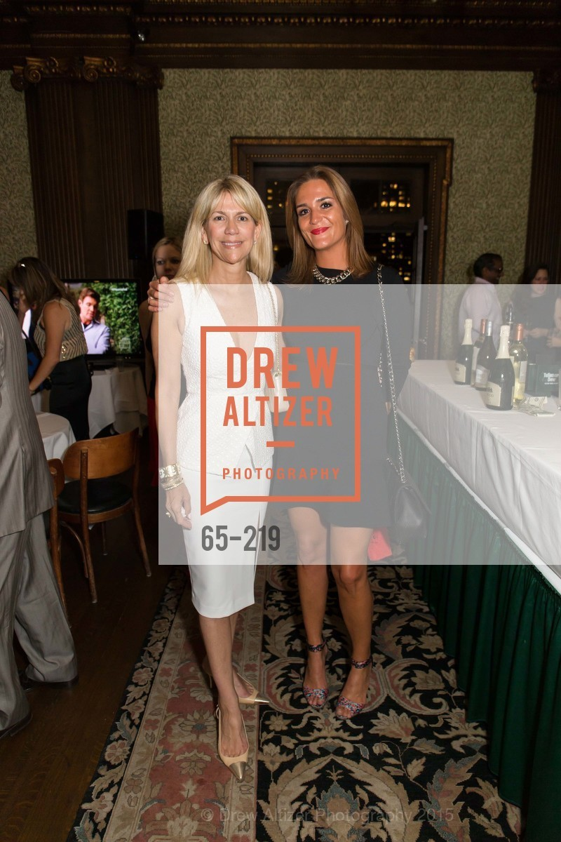 Kimberly Sharp, Pauline Lordez, Champagne Reception & Screening of Million Dollar Listing San Francisco, University Club. 800 Powell St, August 5th, 2015,Drew Altizer, Drew Altizer Photography, full-service agency, private events, San Francisco photographer, photographer california
