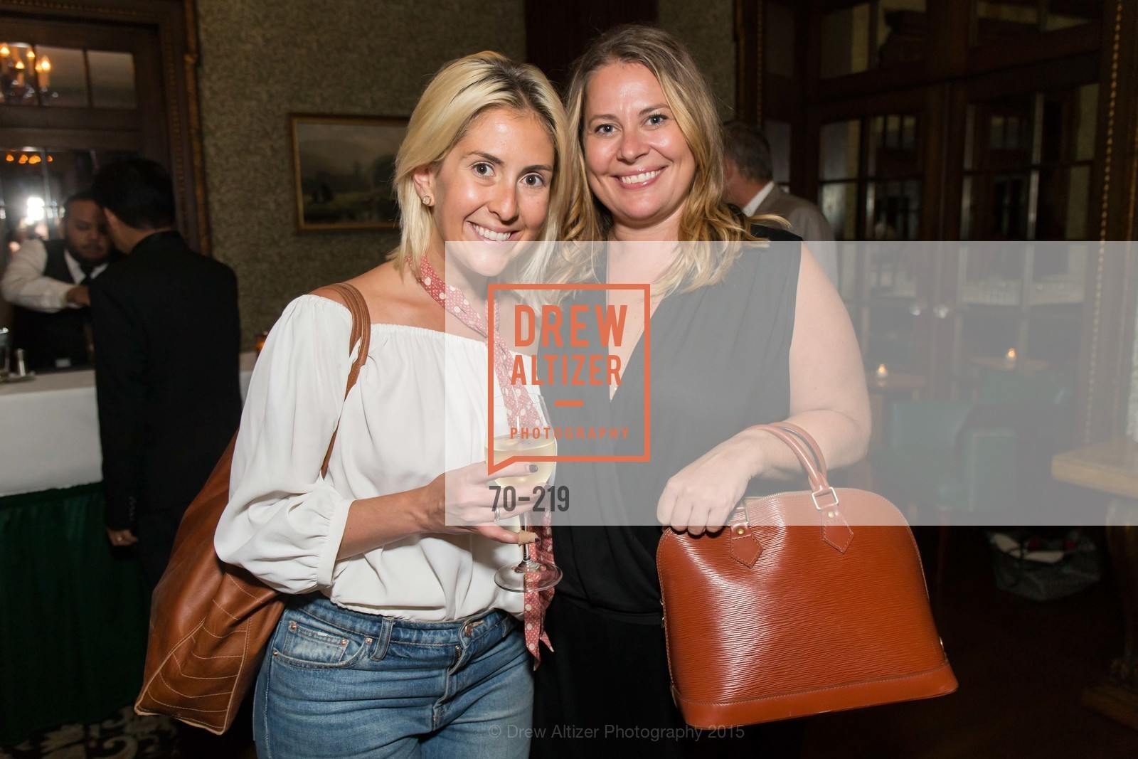 Kathleen Ensign, Lindsay Stevens, Champagne Reception & Screening of Million Dollar Listing San Francisco, University Club. 800 Powell St, August 5th, 2015,Drew Altizer, Drew Altizer Photography, full-service event agency, private events, San Francisco photographer, photographer California