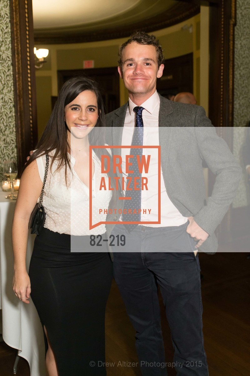 Samantha DeBianchi, Tom Metcalf, Champagne Reception & Screening of Million Dollar Listing San Francisco, University Club. 800 Powell St, August 5th, 2015,Drew Altizer, Drew Altizer Photography, full-service agency, private events, San Francisco photographer, photographer california