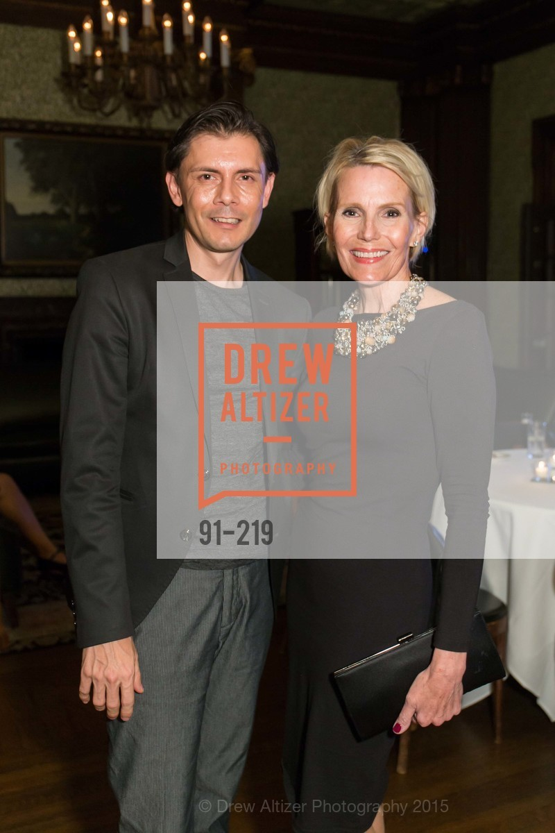 Damion Matthews, Susanne van Hecke, Champagne Reception & Screening of Million Dollar Listing San Francisco, University Club. 800 Powell St, August 5th, 2015,Drew Altizer, Drew Altizer Photography, full-service agency, private events, San Francisco photographer, photographer california