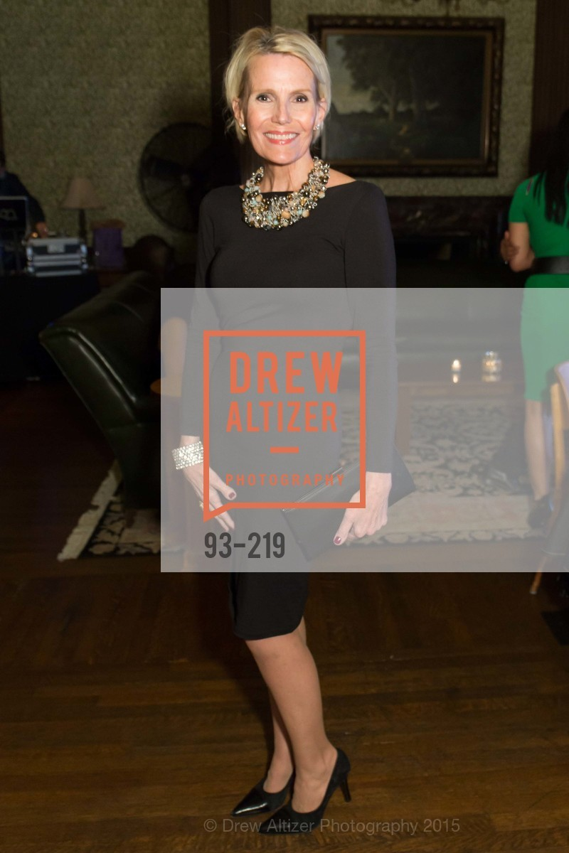 Susanne van Hecke, Champagne Reception & Screening of Million Dollar Listing San Francisco, University Club. 800 Powell St, August 5th, 2015