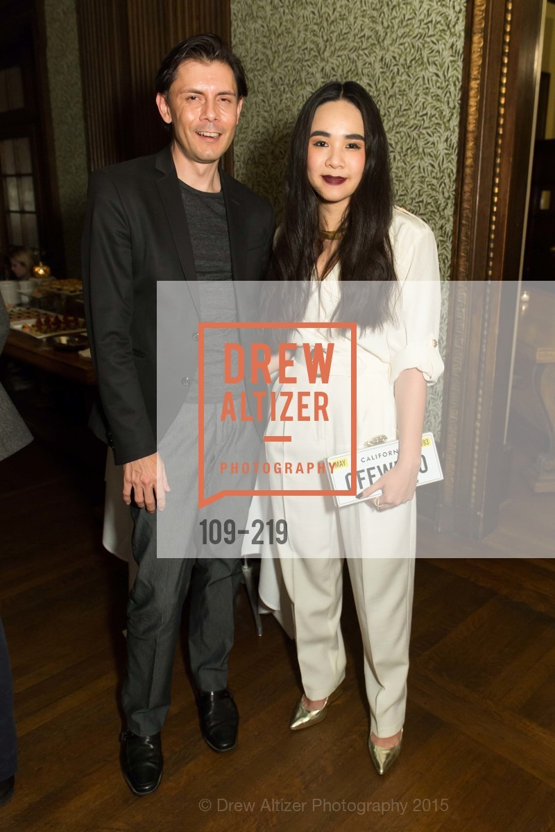 Damion Matthews, Khuyen Do, Champagne Reception & Screening of Million Dollar Listing San Francisco, University Club. 800 Powell St, August 5th, 2015,Drew Altizer, Drew Altizer Photography, full-service agency, private events, San Francisco photographer, photographer california