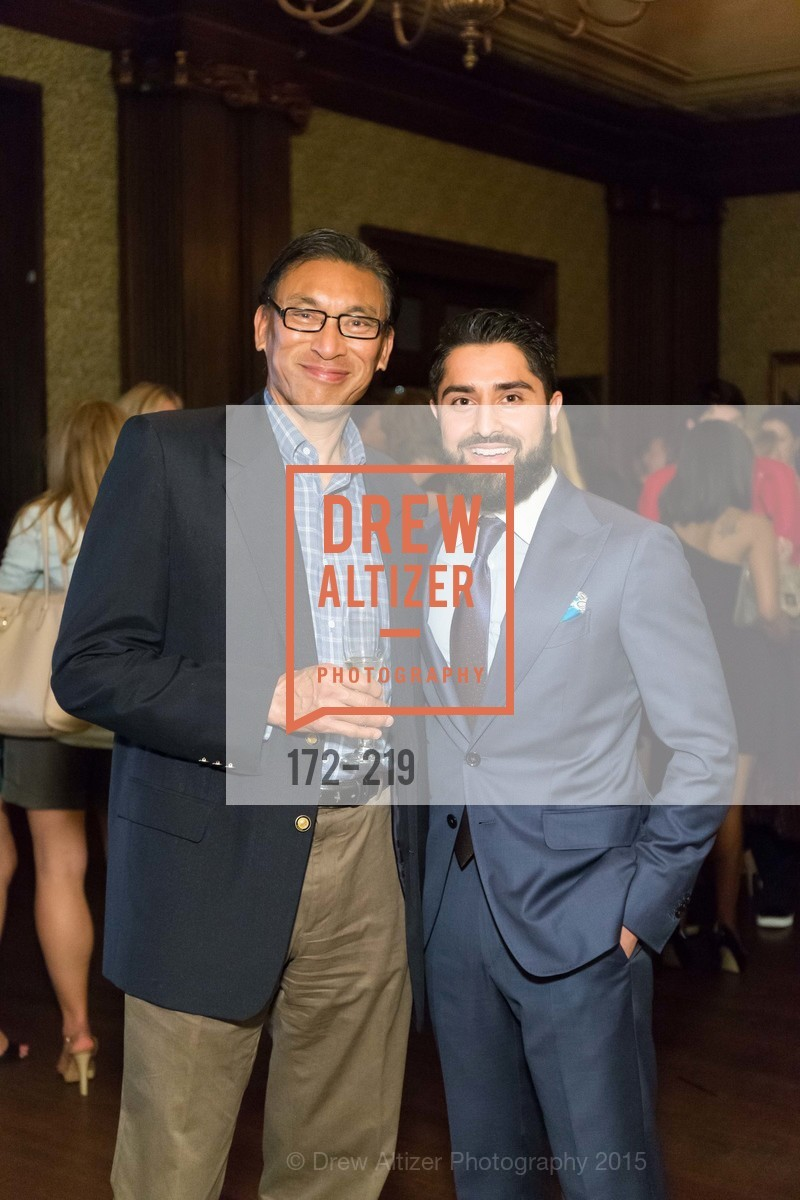 Leon Lee, Roh Habibi, Champagne Reception & Screening of Million Dollar Listing San Francisco, University Club. 800 Powell St, August 5th, 2015,Drew Altizer, Drew Altizer Photography, full-service agency, private events, San Francisco photographer, photographer california