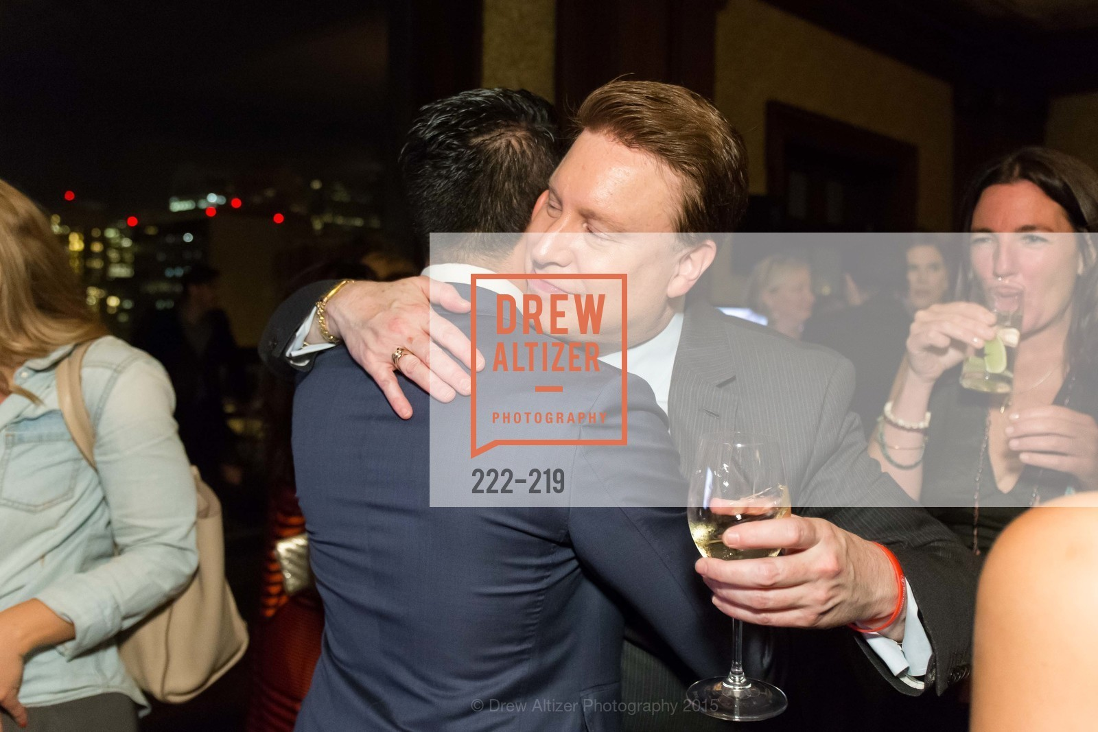 Doug Waggener, Champagne Reception & Screening of Million Dollar Listing San Francisco, University Club. 800 Powell St, August 5th, 2015,Drew Altizer, Drew Altizer Photography, full-service agency, private events, San Francisco photographer, photographer california