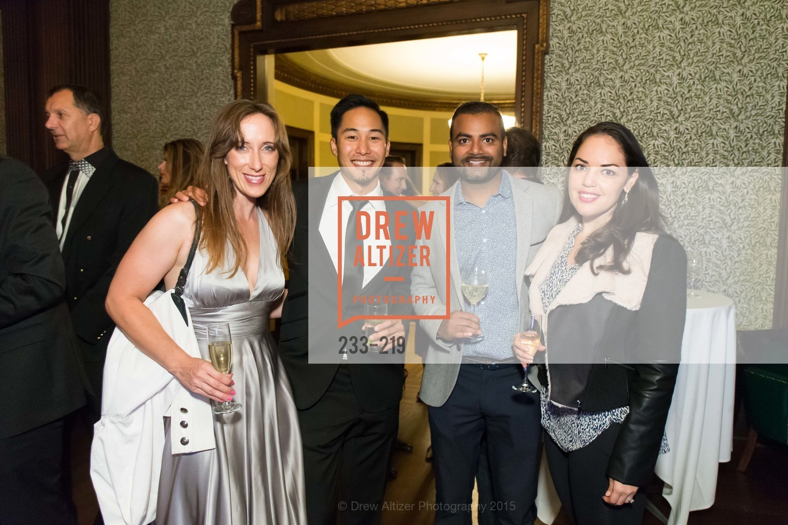 Jeanette Haggas, John Roldan, Lexi Valencia, Champagne Reception & Screening of Million Dollar Listing San Francisco, University Club. 800 Powell St, August 5th, 2015,Drew Altizer, Drew Altizer Photography, full-service agency, private events, San Francisco photographer, photographer california