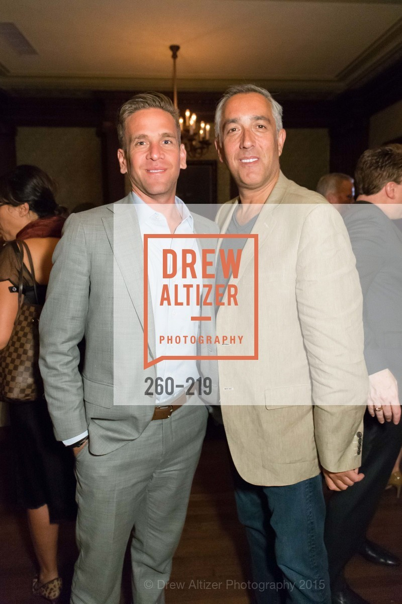 Corey WEiss, Steven Cutler, Champagne Reception & Screening of Million Dollar Listing San Francisco, University Club. 800 Powell St, August 5th, 2015,Drew Altizer, Drew Altizer Photography, full-service agency, private events, San Francisco photographer, photographer california