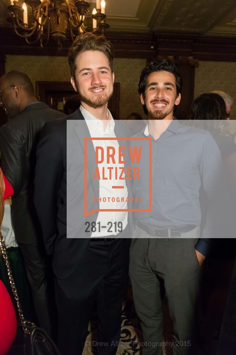Harris Habibi, Omar Kohgadai, Champagne Reception & Screening of Million Dollar Listing San Francisco, University Club. 800 Powell St, August 5th, 2015,Drew Altizer, Drew Altizer Photography, full-service agency, private events, San Francisco photographer, photographer california