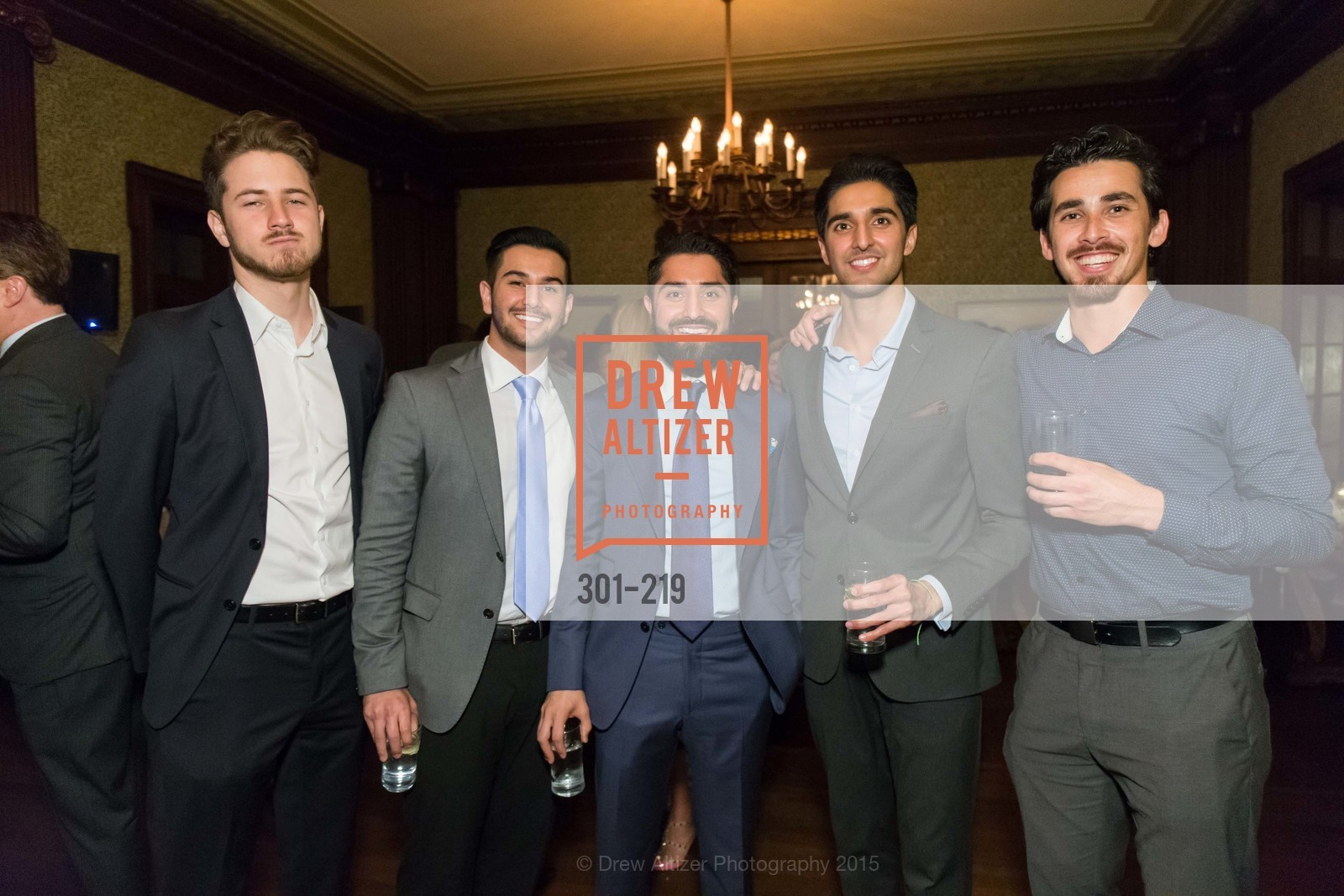 Harris Habibi, Obeid Habibi, Roh Habibi, Ramin Habibi, Omar Kohgadai, Champagne Reception & Screening of Million Dollar Listing San Francisco, University Club. 800 Powell St, August 5th, 2015,Drew Altizer, Drew Altizer Photography, full-service agency, private events, San Francisco photographer, photographer california