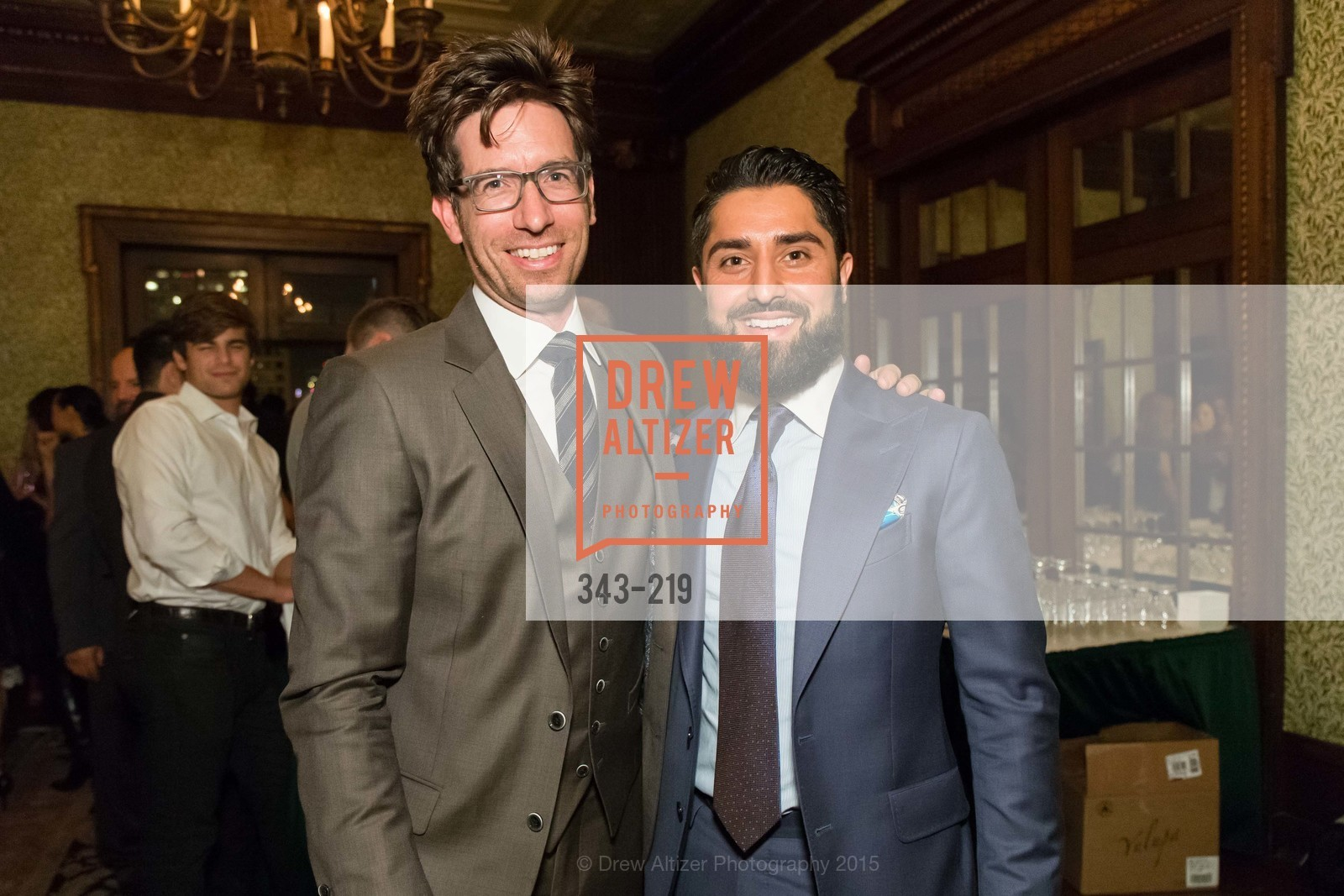 Jeff Schlarb, Roh Habibi, Champagne Reception & Screening of Million Dollar Listing San Francisco, University Club. 800 Powell St, August 5th, 2015,Drew Altizer, Drew Altizer Photography, full-service event agency, private events, San Francisco photographer, photographer California