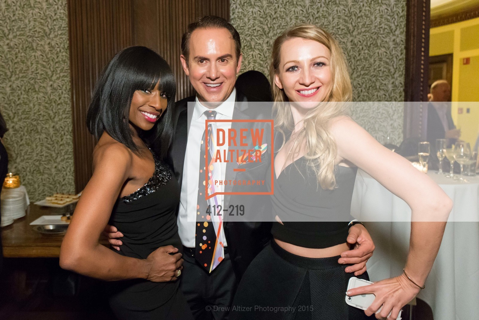 Pernella Sommerville, Joel Goodrich, Svetlana Jilenko, Champagne Reception & Screening of Million Dollar Listing San Francisco, University Club. 800 Powell St, August 5th, 2015,Drew Altizer, Drew Altizer Photography, full-service agency, private events, San Francisco photographer, photographer california