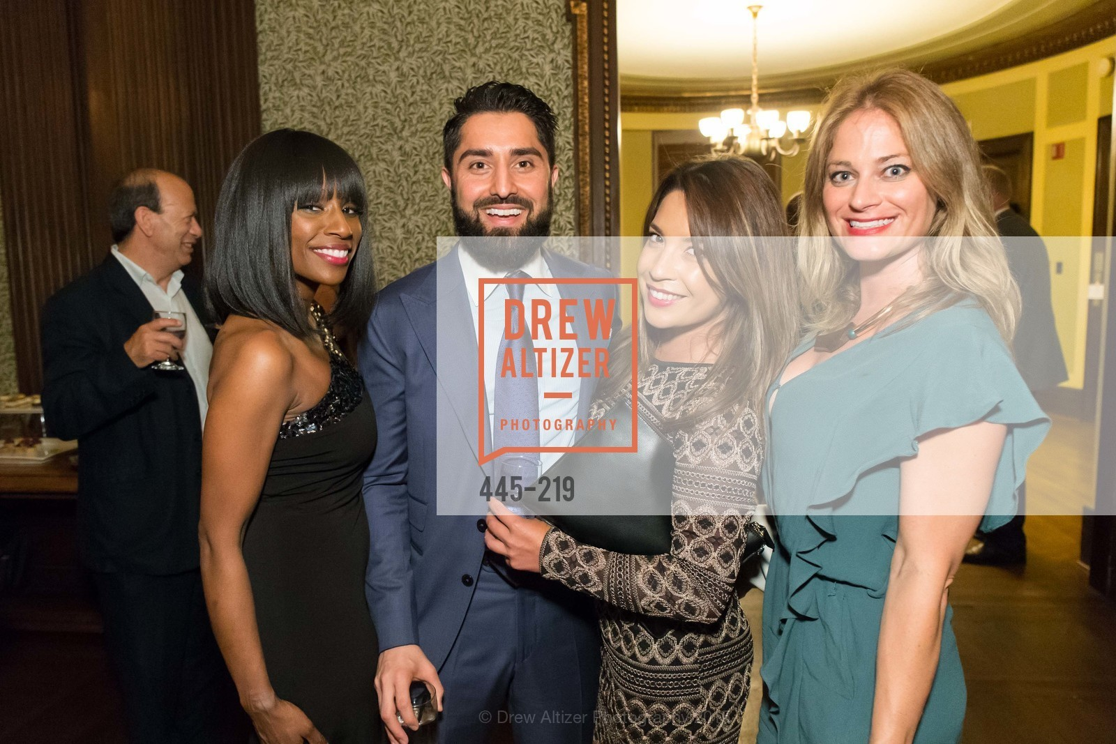 Pernella Sommerville, Roh Habibi, Michelle Balance, Champagne Reception & Screening of Million Dollar Listing San Francisco, University Club. 800 Powell St, August 5th, 2015,Drew Altizer, Drew Altizer Photography, full-service agency, private events, San Francisco photographer, photographer california