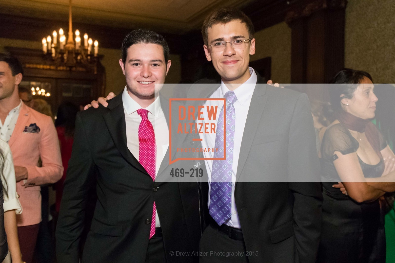 Pierre Laury, Arro Hedrick Smith, Champagne Reception & Screening of Million Dollar Listing San Francisco, University Club. 800 Powell St, August 5th, 2015,Drew Altizer, Drew Altizer Photography, full-service agency, private events, San Francisco photographer, photographer california