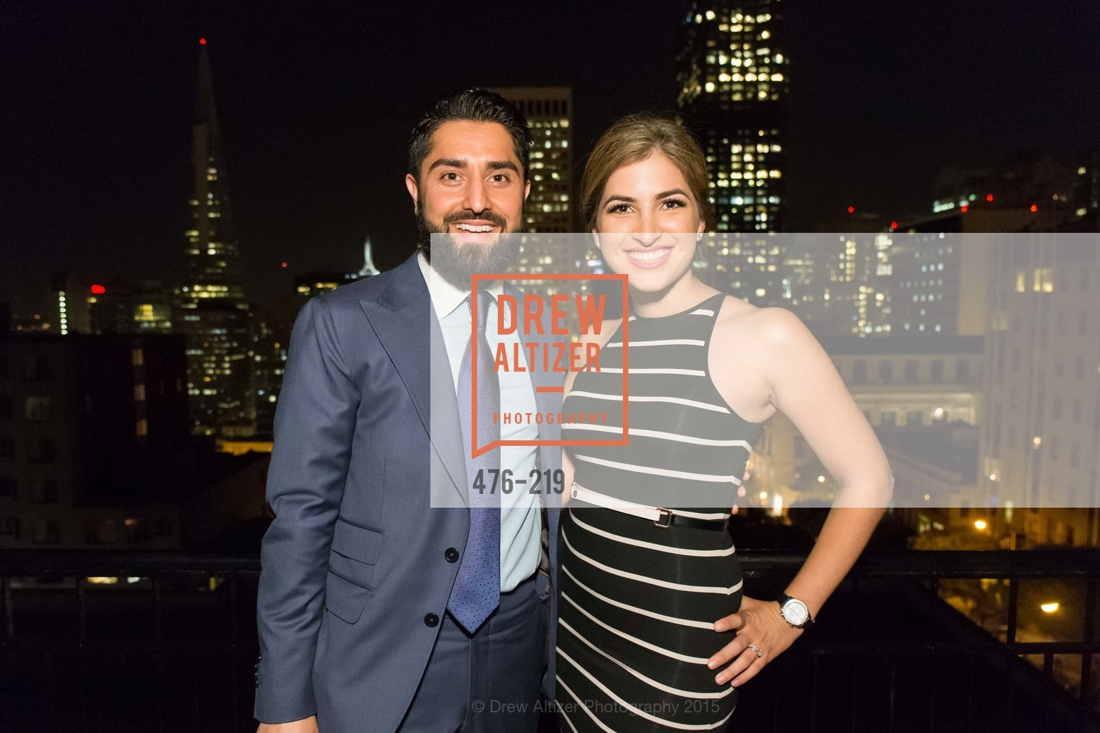 Roh Habibi, Shugufa Habibi, Champagne Reception & Screening of Million Dollar Listing San Francisco, University Club. 800 Powell St, August 5th, 2015,Drew Altizer, Drew Altizer Photography, full-service agency, private events, San Francisco photographer, photographer california