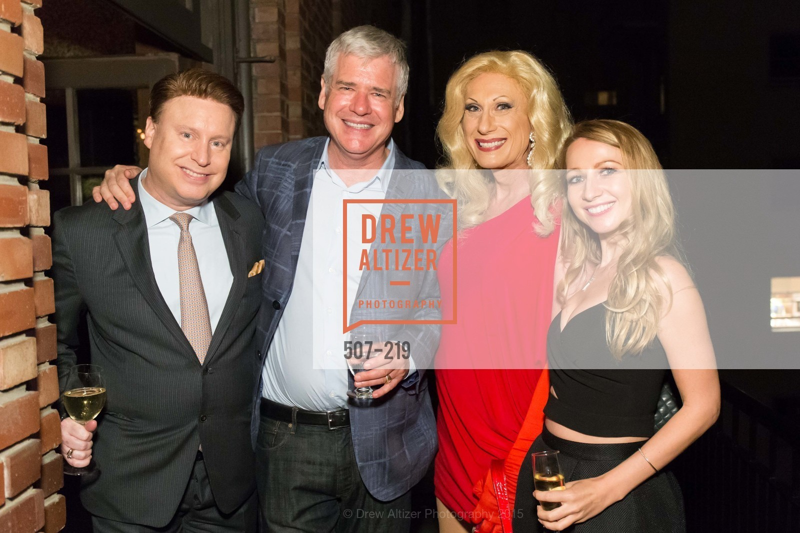 Doug Waggener, David Costello, Donna Sachet, Svetlana Jilenko, Champagne Reception & Screening of Million Dollar Listing San Francisco, University Club. 800 Powell St, August 5th, 2015,Drew Altizer, Drew Altizer Photography, full-service agency, private events, San Francisco photographer, photographer california