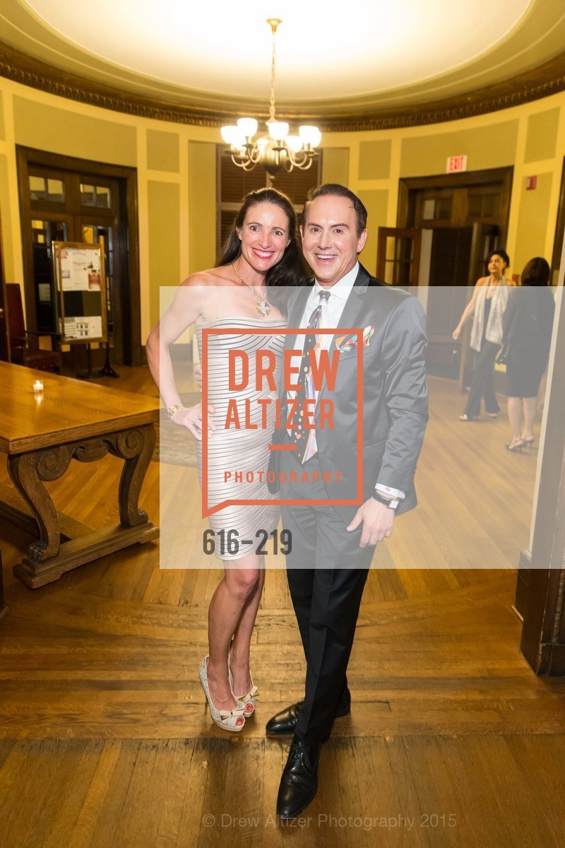 Anne Laury, Joel Goodrich, Champagne Reception & Screening of Million Dollar Listing San Francisco, University Club. 800 Powell St, August 5th, 2015,Drew Altizer, Drew Altizer Photography, full-service agency, private events, San Francisco photographer, photographer california