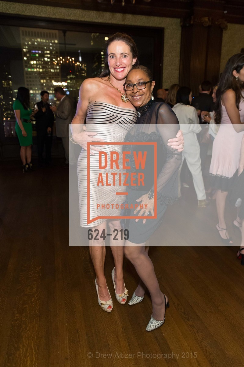 Anne Laury, Angela Clark, Champagne Reception & Screening of Million Dollar Listing San Francisco, University Club. 800 Powell St, August 5th, 2015,Drew Altizer, Drew Altizer Photography, full-service agency, private events, San Francisco photographer, photographer california