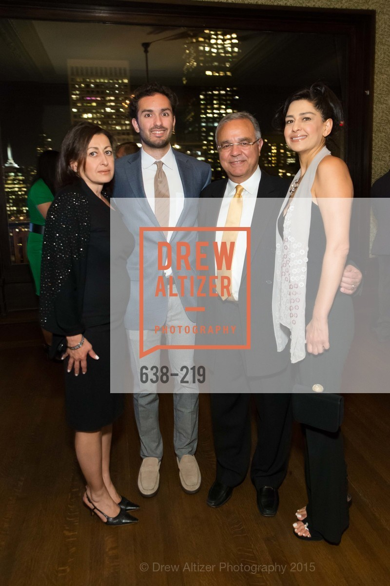 Setareh Farsio, Alan Mozaffari, Ali Mozaffari, Sayareh Farsio, Champagne Reception & Screening of Million Dollar Listing San Francisco, University Club. 800 Powell St, August 5th, 2015,Drew Altizer, Drew Altizer Photography, full-service agency, private events, San Francisco photographer, photographer california