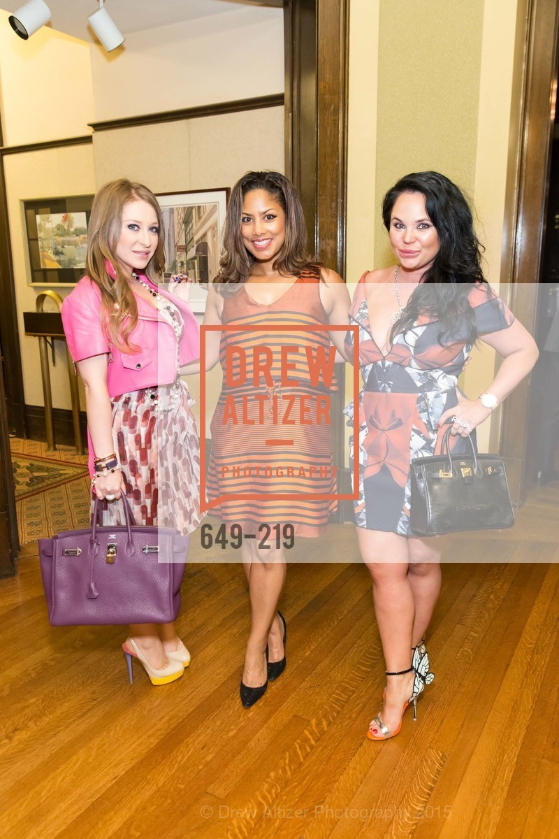 Vita Vaysman, Rada Katz, Champagne Reception & Screening of Million Dollar Listing San Francisco, University Club. 800 Powell St, August 5th, 2015,Drew Altizer, Drew Altizer Photography, full-service agency, private events, San Francisco photographer, photographer california