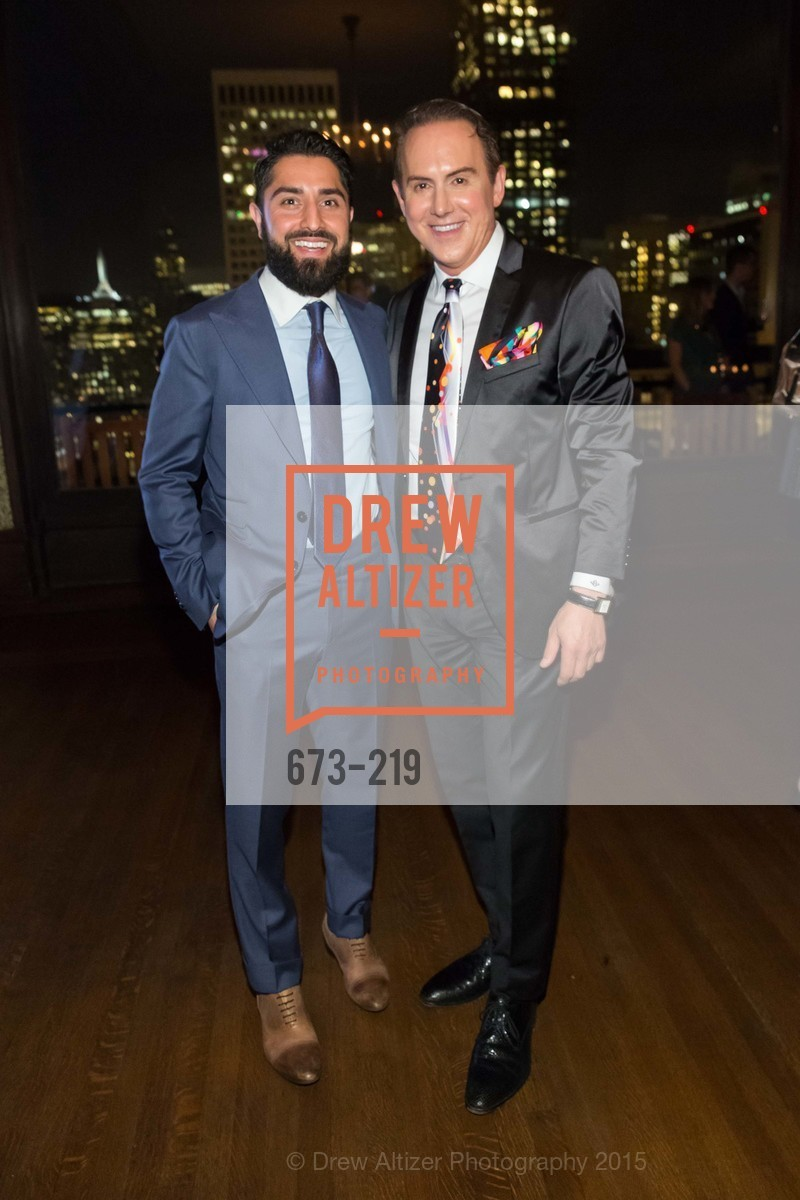 Roh Habibi, Joel Goodrich, Champagne Reception & Screening of Million Dollar Listing San Francisco, University Club. 800 Powell St, August 5th, 2015,Drew Altizer, Drew Altizer Photography, full-service event agency, private events, San Francisco photographer, photographer California