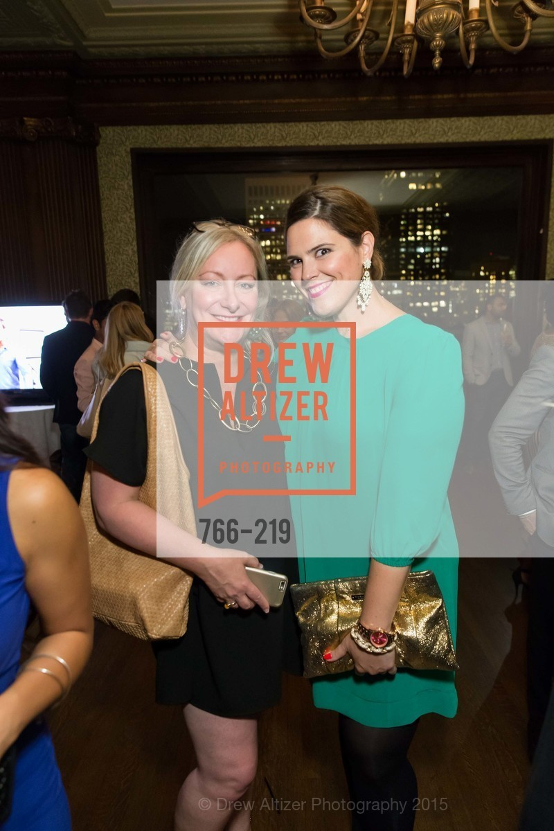 Whitney Hayes, Beth Spotwood, Champagne Reception & Screening of Million Dollar Listing San Francisco, University Club. 800 Powell St, August 5th, 2015,Drew Altizer, Drew Altizer Photography, full-service agency, private events, San Francisco photographer, photographer california