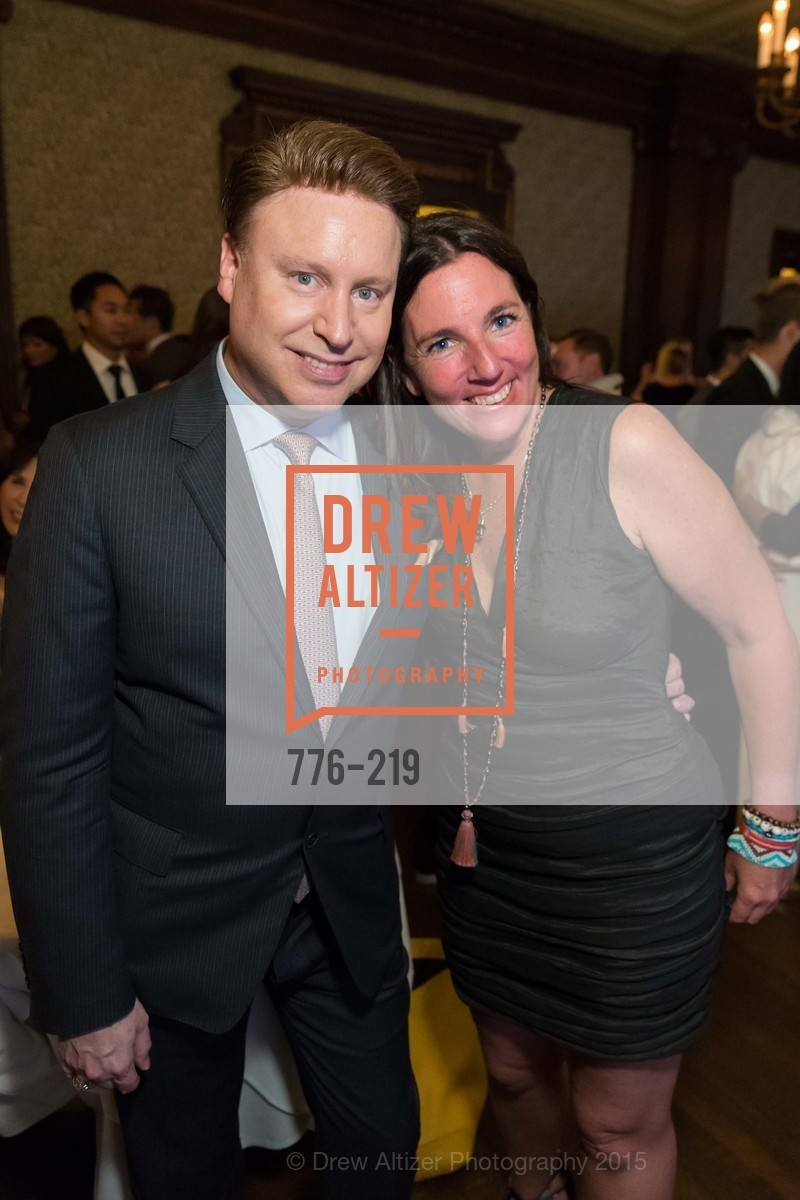 Doug Waggener, Brit Bemis, Champagne Reception & Screening of Million Dollar Listing San Francisco, University Club. 800 Powell St, August 5th, 2015,Drew Altizer, Drew Altizer Photography, full-service agency, private events, San Francisco photographer, photographer california